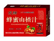百岁山发酵蜂蜜山楂汁