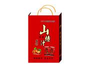 百岁山发酵蜂蜜山楂汁手提袋