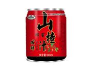 百岁山发酵蜂蜜山楂汁240ml