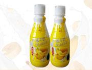喜莱仕香蕉牛奶瓶装饮品
