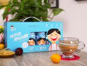 燕小唛红枣燕麦露12罐礼盒装饮品
