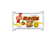 �C器�粟米香酥巧克力威化�干(白)