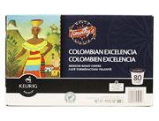 TIMOTHYS哥伦比亚胶囊咖啡80个