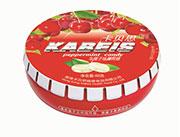 卡�思40克�厘子味薄荷糖