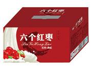 晨铭六个红枣枸杞饮料240mlx16罐