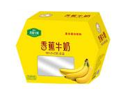 晨铭香蕉牛奶箱八角