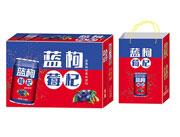蓝莓枸杞果味饮料310ml组合