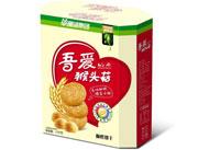 吾爱猴头菇酥性饼干(红)