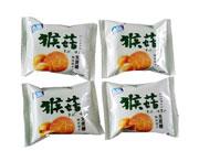 台趣猴菇酥性饼干袋装