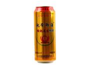 安徽乾帝御酒枸杞养生啤酒500ml