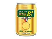 核黄金B族维生素饮料245ml