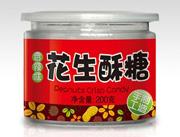 粤嘉香香辣花生酥糖200g