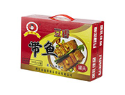 新喜家豆香带鱼罐头整箱
