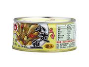 新喜家豆香小黄鱼罐头150g