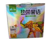 热带果语芒果汁箱200mlx12盒