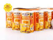 细莫食品吉澳扬糖水黄桃罐头