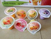 三辉各种口味果冻食品