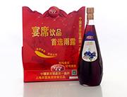1.5L雨露宴席蓝莓汁