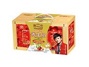 雨瑞红枣枸杞养生奶饮料礼盒箱装