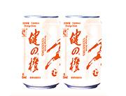雨瑞健之橙碳酸饮料330m