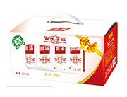雨瑞花生牛奶饮料礼盒250ml×12盒
