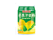 雨瑞芒果汁果汁饮料320ml
