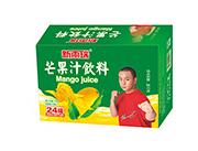 雨瑞芒果汁果汁饮料320mlx24罐