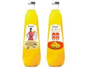 鑫益品堂芒果汁饮料1.5L