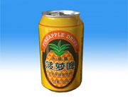菠萝啤菠萝味碳酸饮料330ml