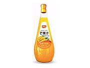 焕享芒果汁1.5l玻璃瓶