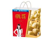 青岛达利园猴菇养生乳手提袋装