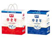 青岛达利园中老年高钙牛奶