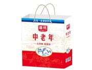 青岛达利园中老年高钙牛奶手提袋装