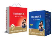 青岛达利园中老年高钙奶手提礼盒(无蔗糖)