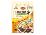 珠三角香菇鸡肉粥