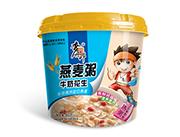 麦丹郎燕麦粥(牛奶花生)