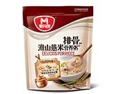 麦丹郎排骨淮山薏米营养粥