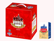 华宝圣园皇家牧场奶味饮品(红)
