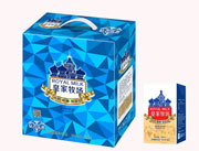 华宝圣园皇家牧场奶味饮品(蓝)