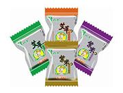 鲜八里休闲茶点-艾草、紫米