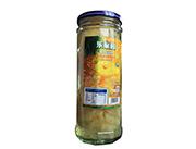 乐果园960G菠萝罐头