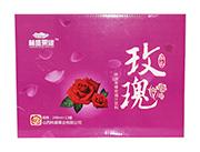 林盛果缘玫瑰汁饮料248ml×12罐