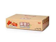 中粮屯河番茄汁小鸟版245mlx24