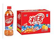 百佳露冰红茶柠檬味饮料500ml×15瓶