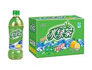 百佳露冰绿茶500ml×15瓶