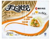 喜世手工水饺猪肉芹菜700g