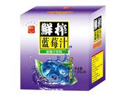 悦汁恋鲜榨蓝莓汁饮料1.25Lx6