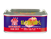 美宁精火腿肉罐头340g
