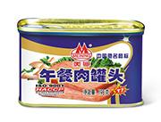 美宁午餐肉罐头198g