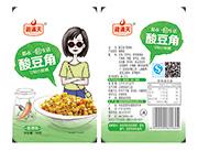 湘满天-脆豆角一元装香辣味36克